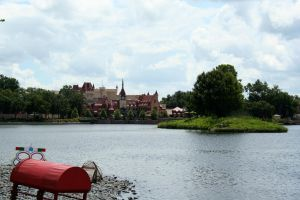 EPCOT World Showcase Stock 13 by AreteStock