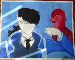 Blackquill painting by Loki-Who