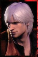 DMC Portraits - Dante 6 by The-Bone-Snatcher