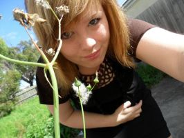 Weeds are beautiful too by CassieMorre