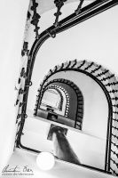 Prague Staircase 01 by Nightline