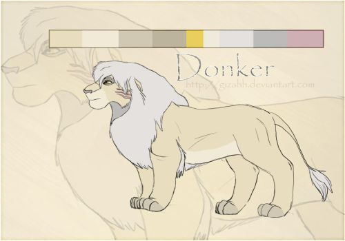Donker - reference by Gizahh