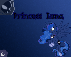 Luna Wallpaper by ilikestitchy