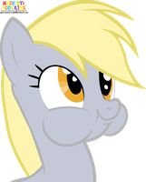 Derpy Hooves being...Cheeky! by Codykinz
