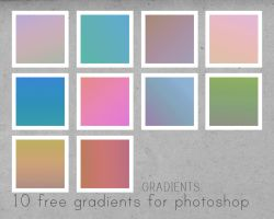 10 free gradients for psp by LalaM