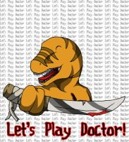 Let's play doctor by nx-3000