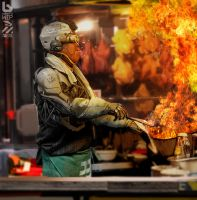 Wok in progress... by duster132