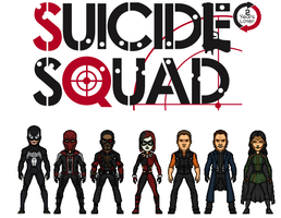 Suicide Squad (2 Years Later): Ultimate 52 by Hernan20X
