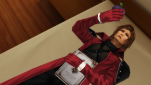 [MMD] .:Pondering:. by 0-0-Alice-0-0