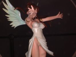 Makoto Sailor Jupiter angel3 by tfcreate