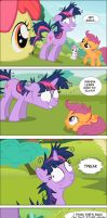 She's a Pusher by stratusxh