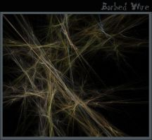 Barbed Wire by gippssi