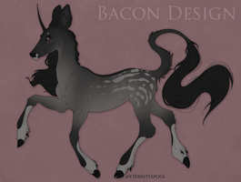 Farin - Bacon Design by MishfitMish
