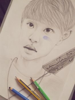 Do KyungSoo Fanart by 11Pooky11