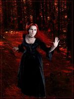 The Red Witch by gedankenamok92
