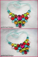 Necklace Fit for Vegas by Natalie526