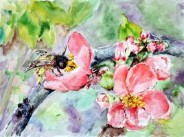 Spring's works by danuta50