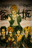 GazettE Fun ~ Ruki's Domination by MuArtGL