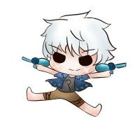 Jack Frost-Songkran Day by nammon02