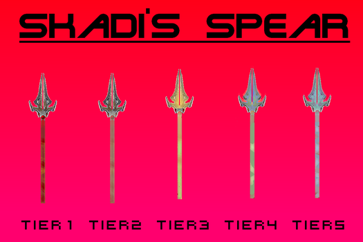 Weapon For Skadi by arya-tabs