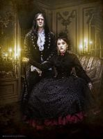 The vampires by Brizzolatto55