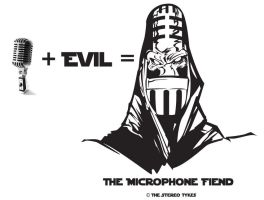 The Microphone Fiend by Q7D2