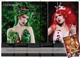Featured in Marquis No. 53 by Ophelia-Overdose