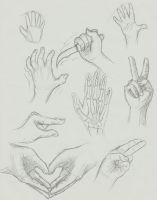 Hand Practice by Smashedatoms