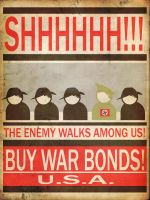 War Bonds by ZNECO