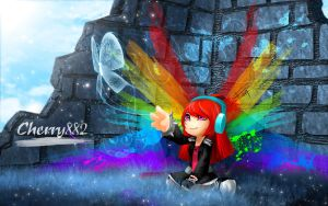 Paint the Wall of Dreams by kiruru2592