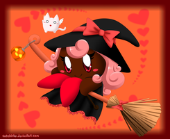 Loli Witch by cutekirby