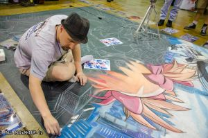 ACEN 2012 - Artist by Havoc-The-Tenrec