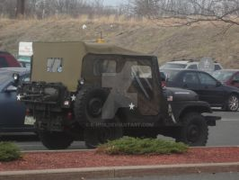 Air Force Jeep 2 by k-h116