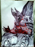 Bolvar - World of Warcraft Wrath of the Lich King by Caold