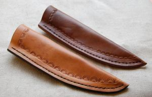 Mora Clipper sheath x2 by swietyleather