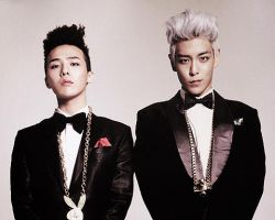 GD and TOP by xKnowlinggirlx