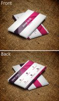 Creative Business Card 5 by SMHYLMZ