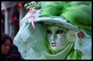 Green Lady by dendronica