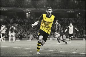 Robert Lewandowski Wallpaper by SemihAydogdu