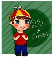Billy smosh by x-Saku-chan-x