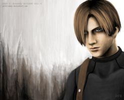 Leon S. Kennedy by Purpllamas