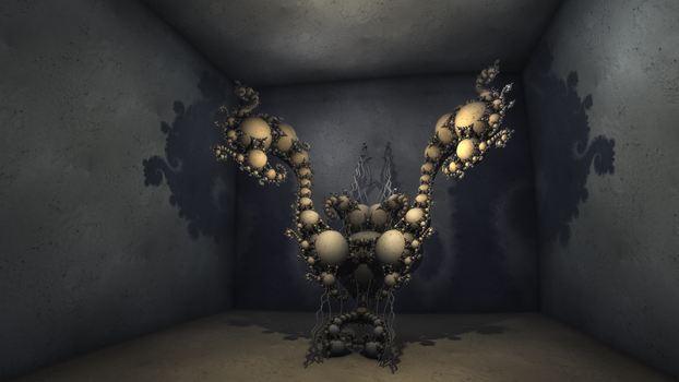 Kleinian Horror Chamber by hypex2772