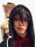 Marshall-Lee Cosplay headshot by ImHereForTheDrarry