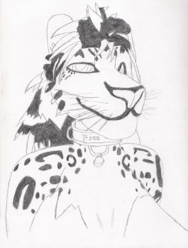 My very first commission by Chiisai-Zhuge