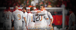 Real Madrid by NytrousBreeze