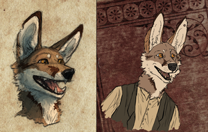 Robert Argentis by Canis-ferox