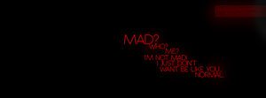 MAD Facebook Cover by mazeko