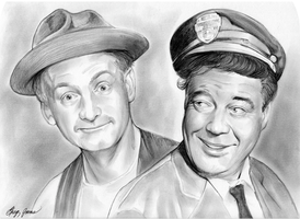 Honeymooners graphite by gregchapin