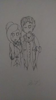 Day Seven: OTP by Teh-Zombish