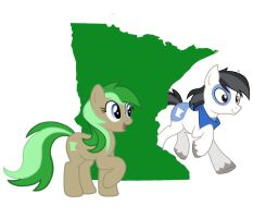 Minnesota Bronies by SandSibilings